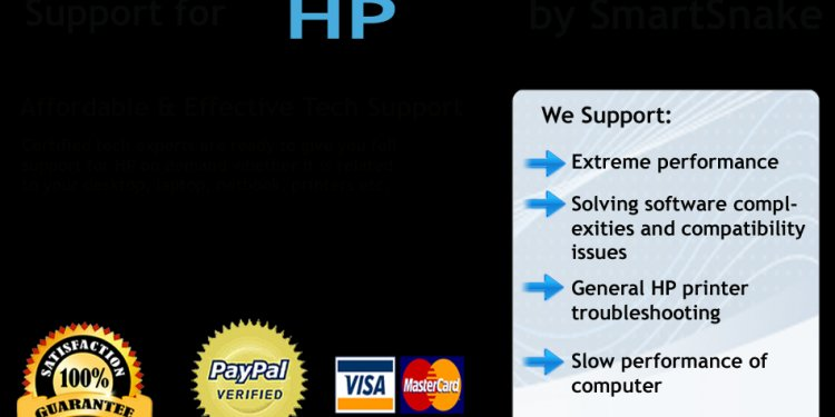 Smart & instant support for HP