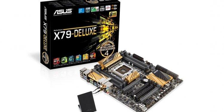 ASUS X79-DELUXE Motherboard