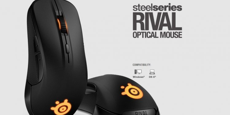 Gaming Mouse Steelseries RIVAL