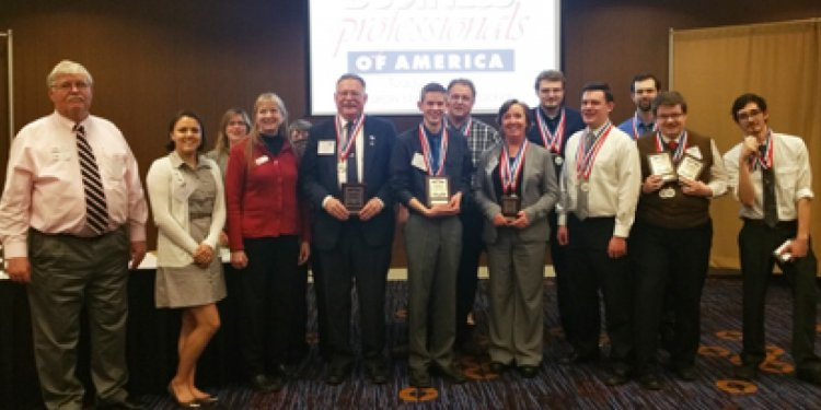 CWI Students Score Big at BPA