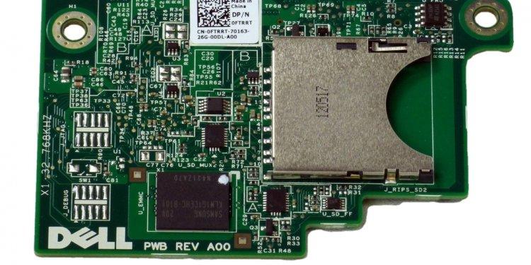Dell PowerEdge M620 Internal