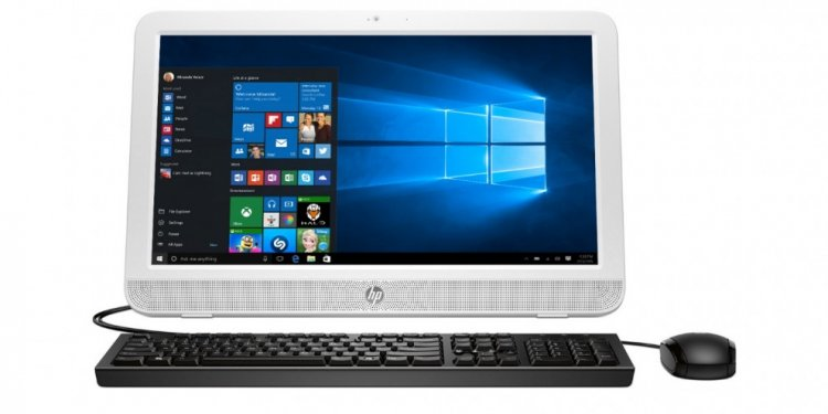 HP 20-E016A 195 All-in-One
