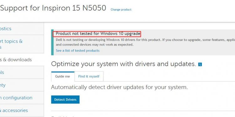 Dell Inspiron 15 Drivers for