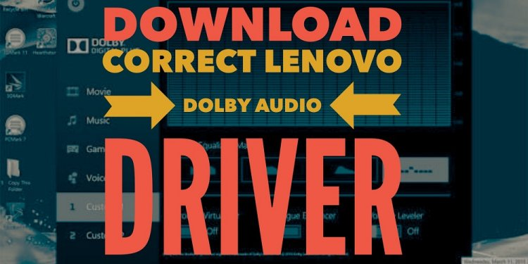 Download & Fix Dolby Audio