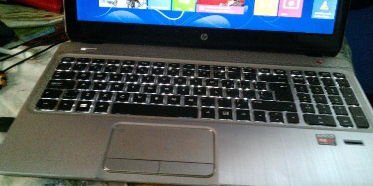 Archive: Gaming HP i7 Laptop