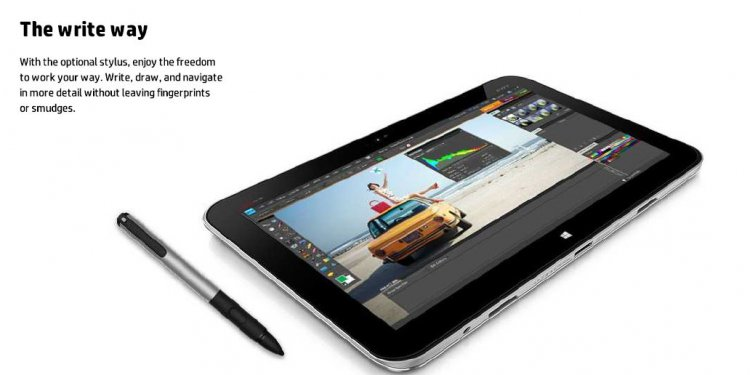 HP Envy X2 Optional Active