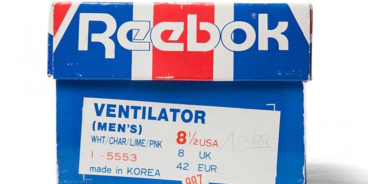 Reebok s advertising copy