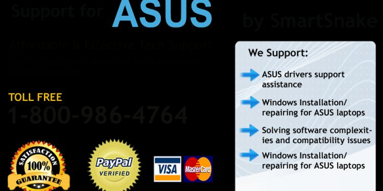 ASUS software Support
