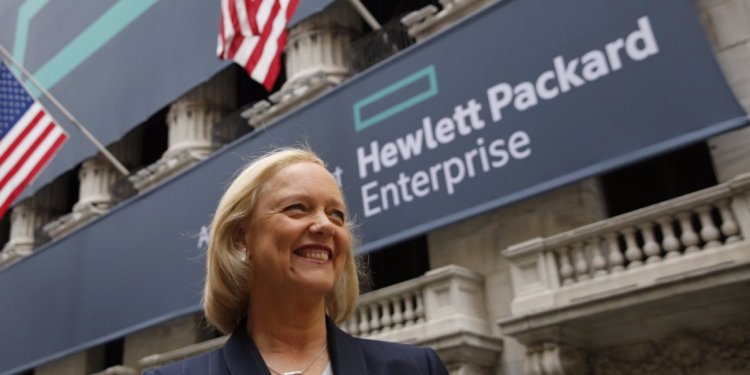 Hewlett Packard software