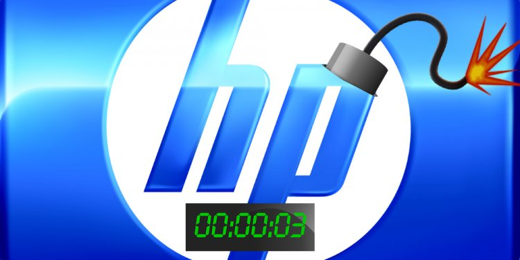 HP printer logo