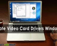 Video card Update for Windows 7